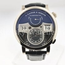 A. Lange & Söhne Zeitwerk White gold 44.2mm Black Arabic numerals United States of America, California, Beverly Hills