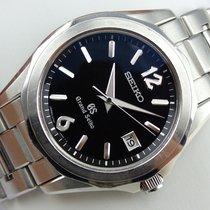 Seiko 39mm Quartz 2005 tweedehands Grand Seiko Zwart