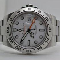 Rolex Explorer II Automatik 216570