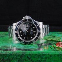 Rolex Submariner Date-168000-Tritium-03/18-Seltenheit