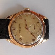 Vacheron Constantin Rose gold 36mm Manual winding 4600 pre-owned