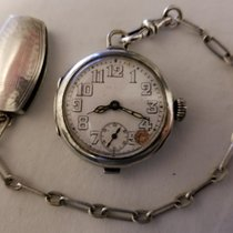 Rolex Rare Antique Rolex Officers Trench Swiss Mechanical...
