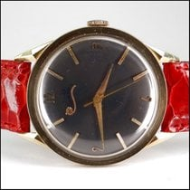 Lucien Piccard 14k yellow Gold cal. AS 1538