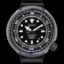 Seiko Marinemaster Black United States of America, California, San Mateo