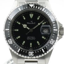 Marcello C. Steel 40mm Automatic 2028.2 new