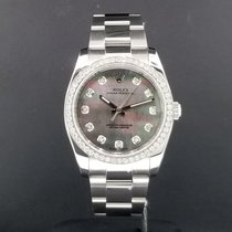 Rolex Oyster Perpetual 36 Steel 36mm Mother of pearl United States of America, New York, New York