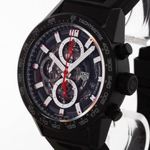 TAG Heuer Carrera Calibre HEUER 01 new 2018 Automatic Chronograph Watch with original box and original papers CAR2090.FT6088