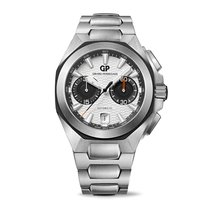 Girard Perregaux Chrono Hawk new Automatic Watch only 49970-11-133-11A