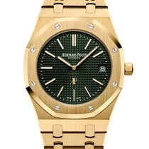 Audemars Piguet Royal Oak Selfwinding 15205BA.OO.1240BA.01 2018 new