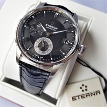Eterna Manufacture Swiss Made Adventic GMT Spherodrive Automatic