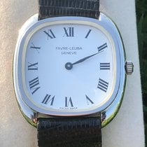 Favre-Leuba 33.4mm Manual winding 1970 pre-owned