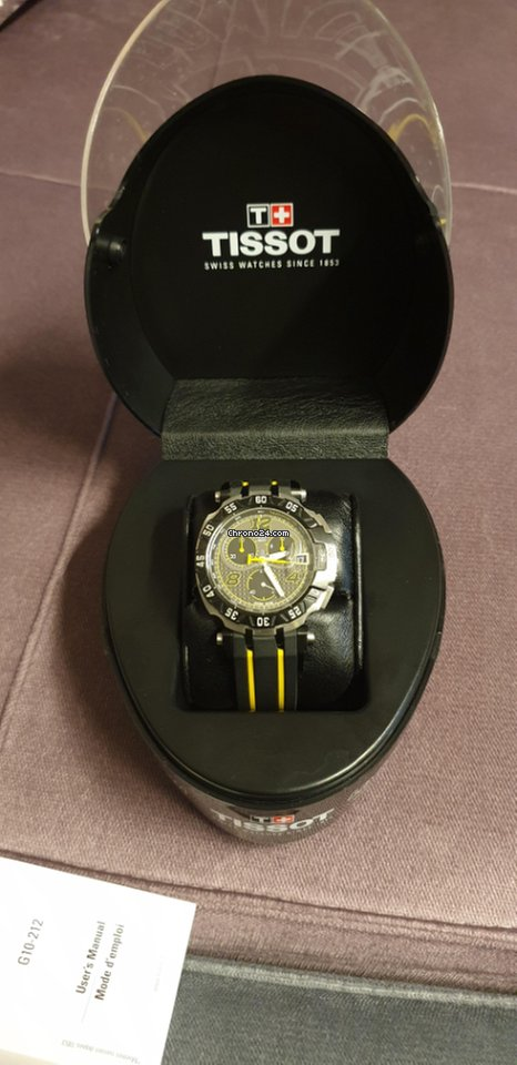 Μεταχειρισμένα ρολόγια Tissot  532b2076edb