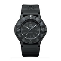 Luminox Carbon 43mm Quartz LM3001BO-1 new