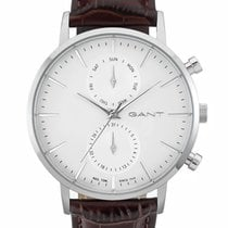 Gant Steel 44mm Quartz W11201 new
