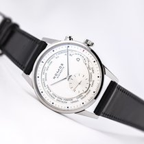 NOMOS Steel 40mm Automatic Nomos 805 new United States of America, New Jersey, Princeton