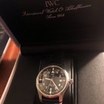 IWC IW3253 Steel 1999 Pilot Mark 38mm pre-owned