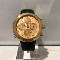 Ikepod Rose gold Automatic pre-owned Hemipode