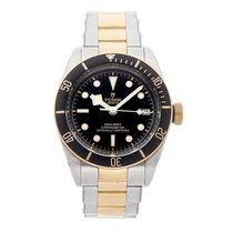 Tudor 79733N Acier Black Bay S&G 41mm occasion