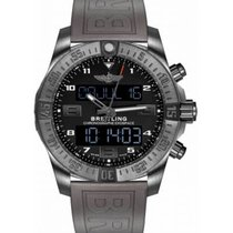 Breitling Exospace B55 Connected VB5510H1/BE45/245S/V20DSA.2 New Titanium 46mm Chronograph