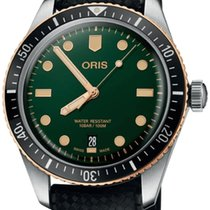 Oris Divers Sixty Five 01 733 7707 4357-07 4 20 18 2020 new
