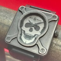 Bell & Ross BR 01-92 pre-owned 46mm Black