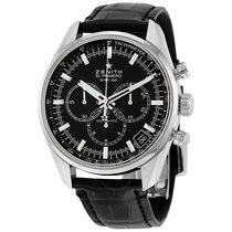 Zenith El Primero 36'000 VpH Steel 42mm Black No numerals United States of America, Florida, Aventura