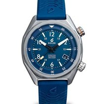 Boldr Steel 41mm Automatic new