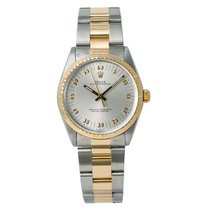 Rolex Oyster Perpetual 34 Steel 37mm Silver United States of America, New York, New York