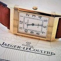 Jaeger-LeCoultre Reverso Classique Or jaune 23mm Blanc Arabes France, GEX