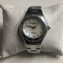 Baume & Mercier Linea MOA5465093 Very good Steel 32mm Automatic