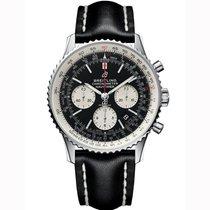 Breitling Navitimer 1 B01 Chronograph 43 Steel 43mm Black United States of America, California, Newport Beach