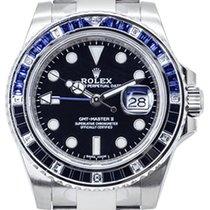 Rolex GMT-Master II 116749SABLNR Unworn White gold 40mm Automatic