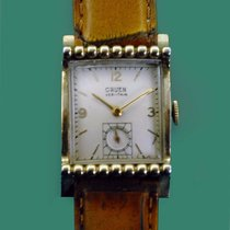 Gruen 35.7mm Manual winding pre-owned United States of America, California, Los Angeles