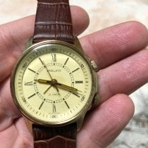 Poljot Gold/Steel Manual winding 148150 pre-owned