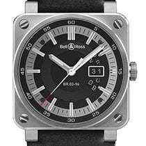Bell & Ross BR 03-96 Grande Date Steel Black United States of America, New York, Brooklyn