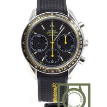 Omega Speedmaster Racing Co-Axial Chronograph 40mm yellow