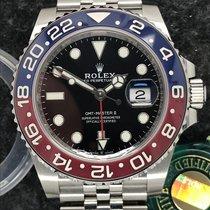 Rolex GMT Master II, Ref.126710BLRO,LC100, 08/18