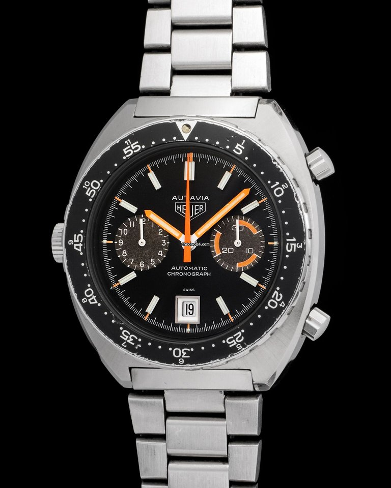 heuer automatic autavia 11630 mh orange boy f r preis auf anfrage kaufen von einem trusted. Black Bedroom Furniture Sets. Home Design Ideas
