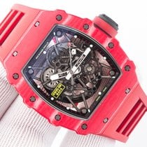 Richard Mille Carbon Automatic RM35-02 new