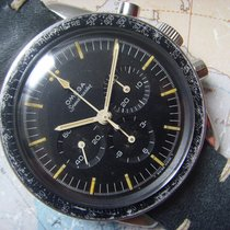 Omega 1965 Beautiful No Crown Guard Speedmaster 105.003 PAPERS