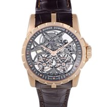 Roger Dubuis Excalibur Skeleton Double Flying Tourbillon...