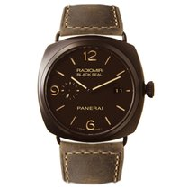 Panerai Radiomir Black Seal 3 Days Automatic new Automatic Watch with original box and original papers PAM00505 or PAM505