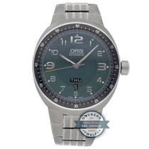 Oris TT3 Day-Date 635-7589-7067MB