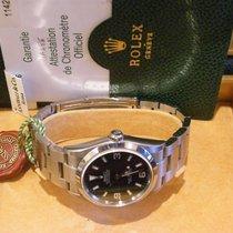 Rolex Explorer  never polish