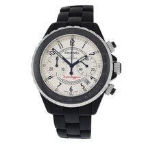 Chanel Men's J12 Superleggera H2039 Titanium Chronometer