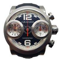 Graham Chronograph 48mm Automatic new Swordfish Black