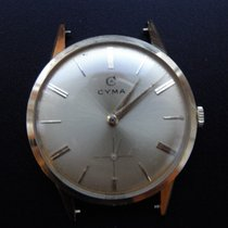 Cyma Yellow gold Manual winding 02-02 pre-owned