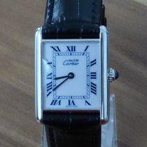Cartier Must Tank Vermeil Unisex revisioniert