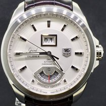 TAG Heuer Grand Carrera Calibre 8, Automatic 42.5MM Steel MINT