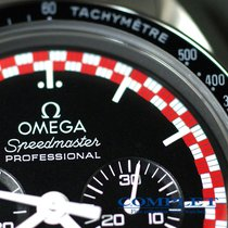 Omega Tin Tin Dial Speedmaster Professional Moonwatch